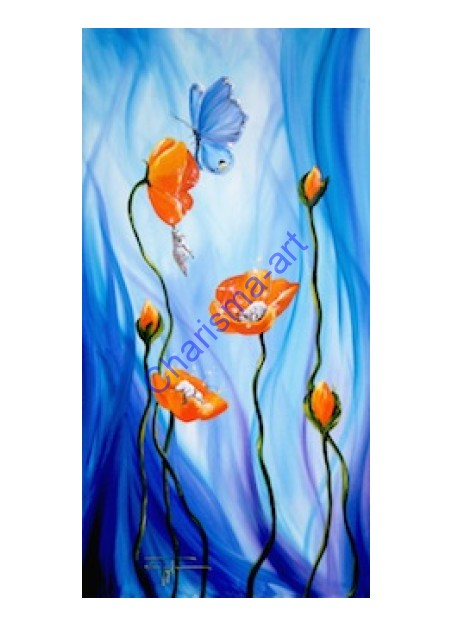 Spring Awakening GICLEE REPRODUCTION ON CANVAS